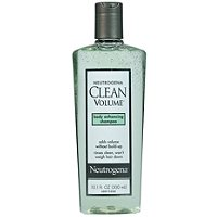 NeutrogenaClean Volumizing Shampoo