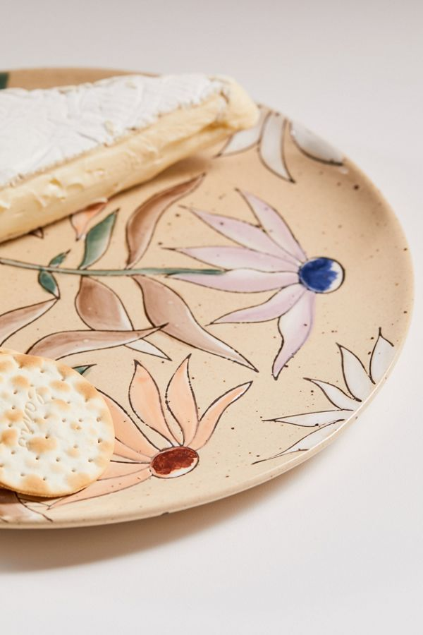 Slide View: 2: Daisy Plate