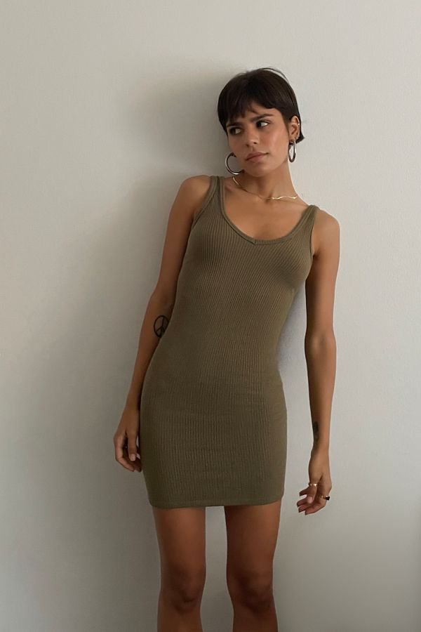 Out From Under Drew Seamless Scoop Neck Slip | Urban Outfitters