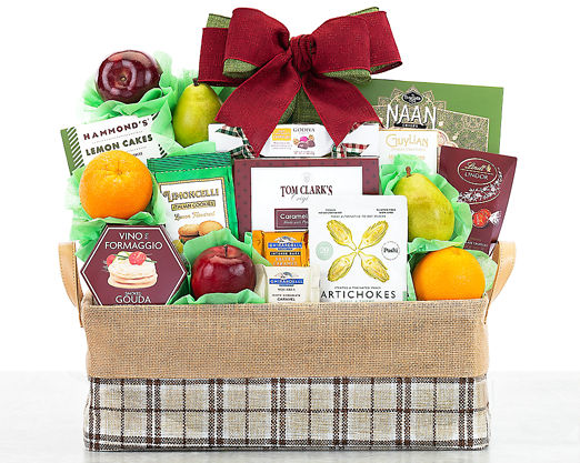 Wholesome Harvest Fruit Selection - FREE STANDARD SHIPPING - Item No: 1005
