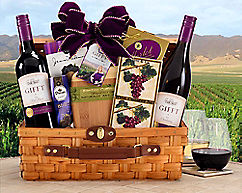 The Gifft Picnic Basket