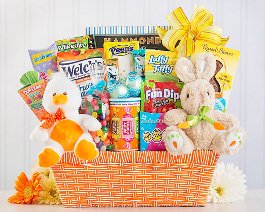 Easter Bunny, Duck and Candy Collection - FREE STANDARD SHIPPING - Item No: 593