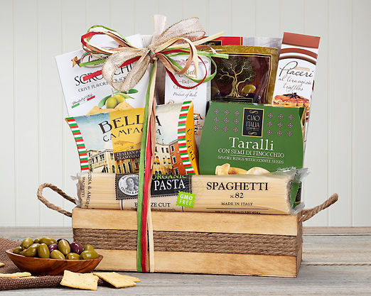 Taste of Italy - FREE STANDARD SHIPPING - Item No: 621