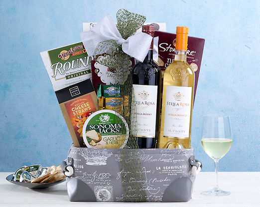 Stella Rosa Semi Sweet Wine Assortment - FREE STANDARD SHIPPING - Item No: 770