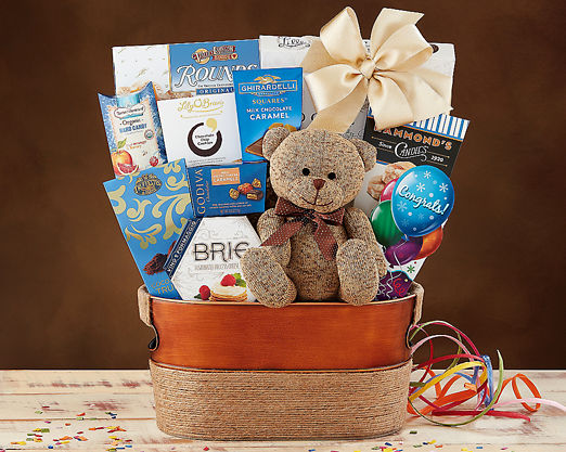 Bear Hugs - Congratulations - FREE STANDARD SHIPPING - Item No: 989C