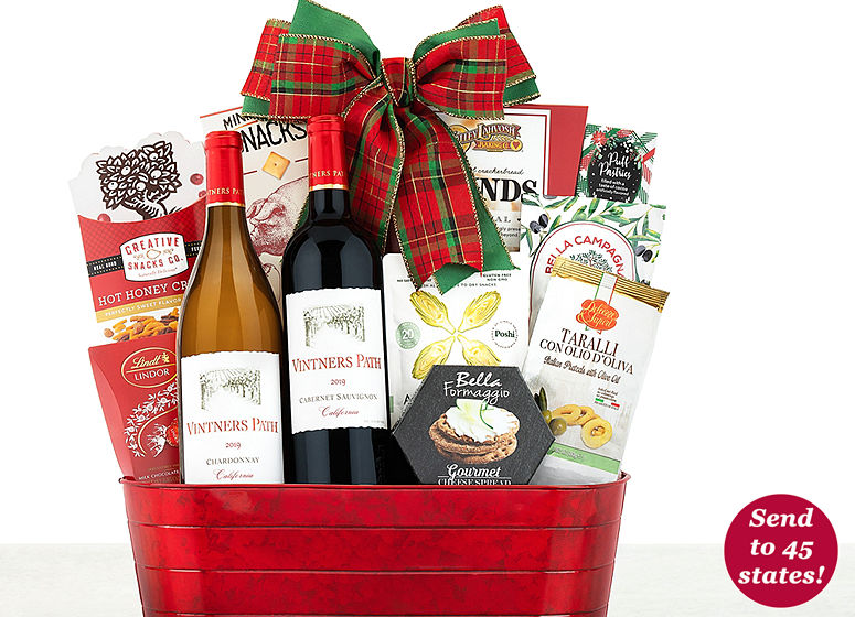 Vintners Path Holiday Tidings
