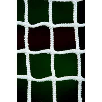 College Lax Net, White