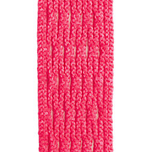 6 Diamond Mesh, Neon Pink