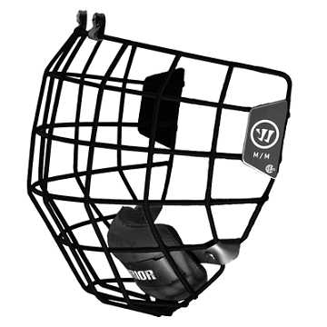 Alpha One Cage, Black