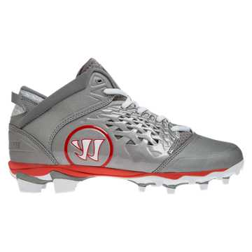 Adonis Cleat - Rabil Edition, Grey with Red & White