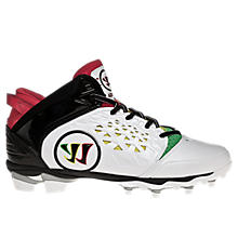Adonis Cleat, Green with Yellow & Red