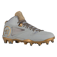 Adonis 2.0 Cleat, Gold with Grey & White