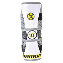 Adrenaline X1 Elbow Guard, White with Grey