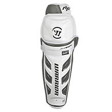 Dynasty AX1 Shin Guard, White