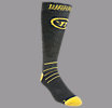 Dynasty AX1 Hockey Socks, Black