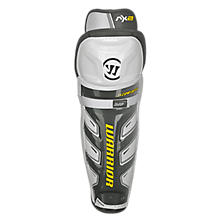 Dynasty AX2 Shin Guard, White