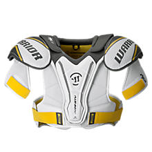 Dynasty AX3 Shoulder Pad, White