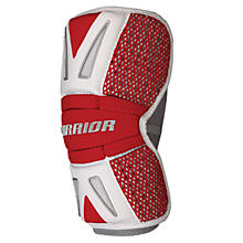 Burn Arm Pad, Red