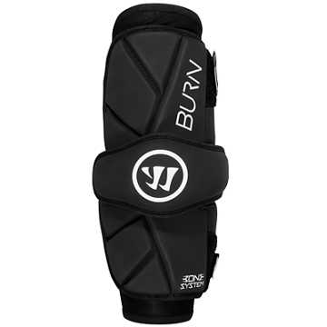 Burn Arm Pad, Black