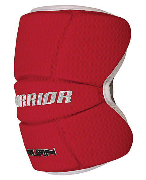 Burn Elbow Pad, Red