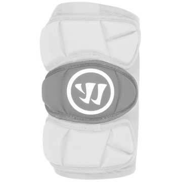 Burn Elbow Pad, White