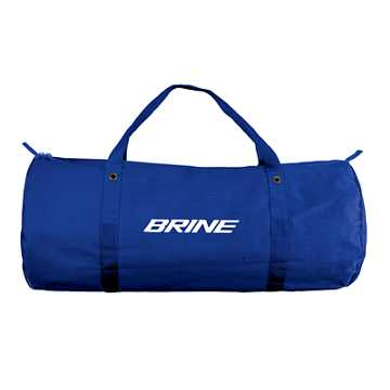 Canvas Duffle, Royal Blue