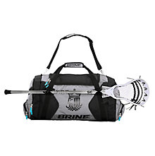 Expedition Duffle, Black with Grey