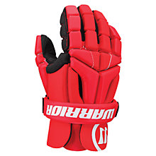 Burn Lacrosse Glove , Red