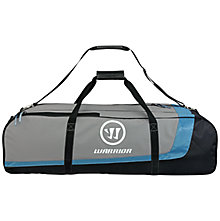 Black Hole Equipment Bag, Black with Grey & Blue