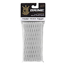 HARD MESH PIECE, White