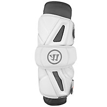 Burn Pro Arm Pad, White with Grey