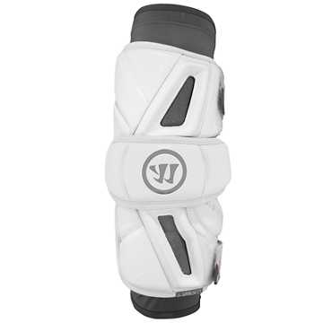 Burn Pro Arm Pad, White with Grey