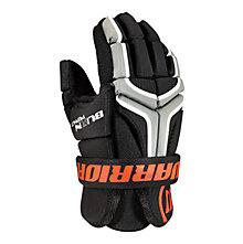 Burn Peanut Glove, Black with Orange
