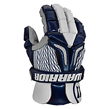 Burn Pro, Navy with White