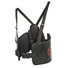 Medium Deluxe Box Rib Guard, Black