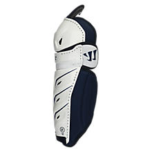 Bully Shin Guards, White with Black