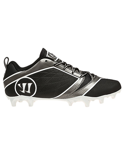 Burn Speed 6.0 Low Cleat, Black