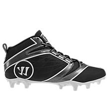 Burn Speed 6.0 Mid Cleat, Black