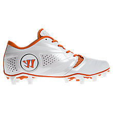 Burn 7.0 Low Cleat, Orange