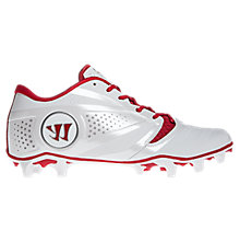 Burn 7.0 Low Cleat, Red