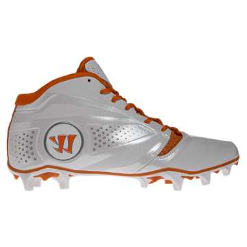 Burn 7.0 Mid Cleat, Orange