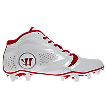 Burn 7.0 Mid Cleat, Red