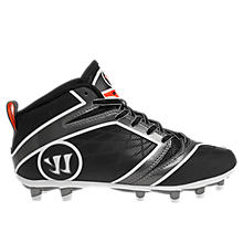 Youth Burn Speed 6.0 Jr. Cleat, Black