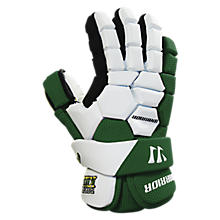 Buzzkill Goalie Glove, Forest Green with White