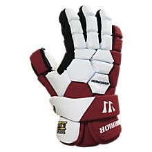 Buzzkill Goalie Glove, Maroon with White