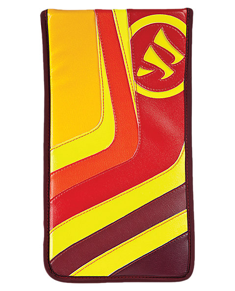 Ritual Custom SE Blocker, Red with Yellow & Orange