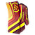 Ritual Custom Pro Blocker, Red with Yellow & Orange