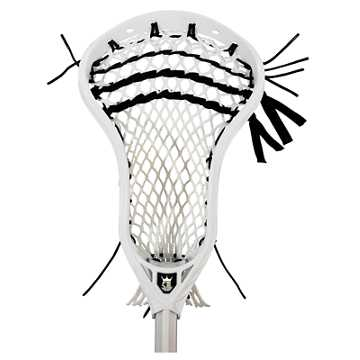 Clutch IV-X Strung, White