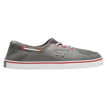 Coxswain Lux Pack, Grey with Red