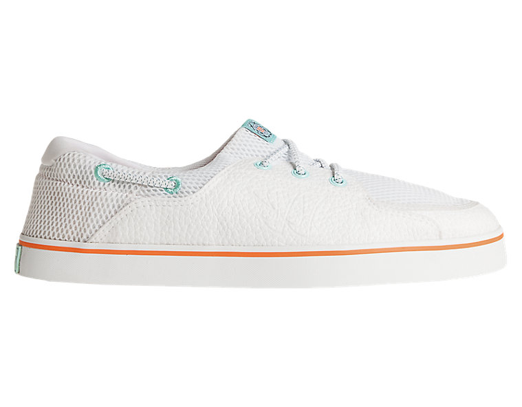 Coxswain Faded Pack, White with Orange